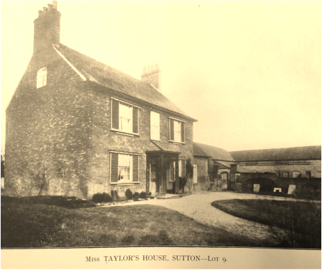 Photograph of Lot 9, Sutton